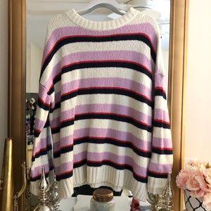 Aerie mock neck sweater
